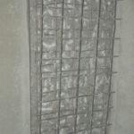 Sciage mur béton armé