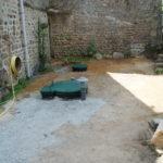 Aménagement jardins terrassement