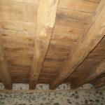 sablage bois plafonc Limousin
