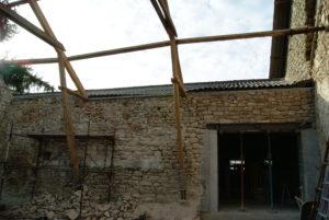 Reconstruction de bâtiments Cicadem Limousin