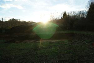Aménagement de terrain Cicadem