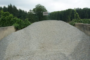 Gravillon béton Haute Vienne