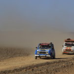 Rallyes raid Limousin