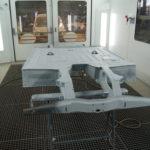 Châssis 4L Préparation Trophy